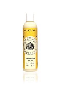 Baby Bee Shampoo & Wash - Fragrance Free 8 fl oz
