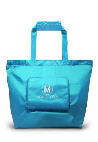 Monocozzi blue Lush Traveler Spare Bag (Small) MO983AC04VJFHK_1