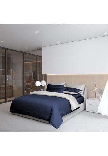 KINU purple Kinu Jacquard Sprout 100% USA Cotton Sateen Fitted Sheet Set 2FD6EHLD30B4C5GS_1