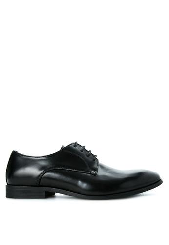 G&G black Men's Formal Shoes GG012SH49VHAPH_1