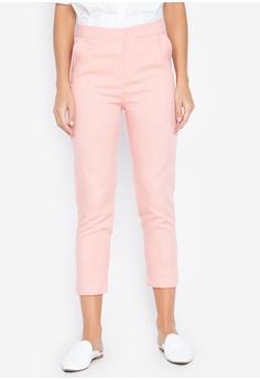 fe0ee9ab9e BAYO pink Straigth Leg Pants 64B03AAE19B50FGS 1