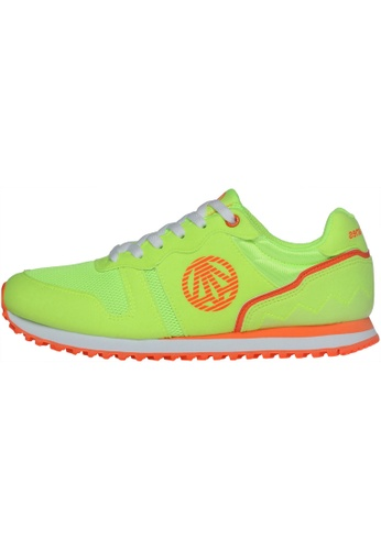 paperplanes Paperplanes-1181-1 Causal Camp Walking Sneakers Shoes US Women Size PA110SH40ZJNHK_1