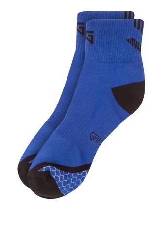 Gametime blue Air Mid Socks GA593AC0JC6BPH_1