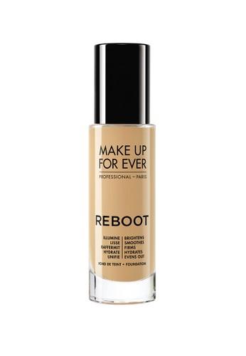 MAKE UP FOR EVER beige REBOOT FOUNDATION Y365 6F847BE8369DA2GS_1