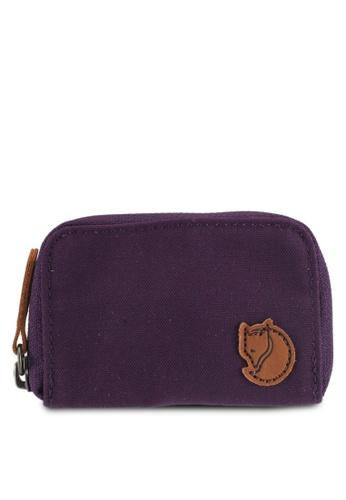 Fjallraven Kanken purple Zip Card Holder FJ382AC0SX8FMY_1