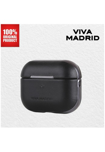 Viva Madrid black Casing Airpods Pro Case Airex Vellum Viva Madrid - Black 12EDEESA0B9354GS_1