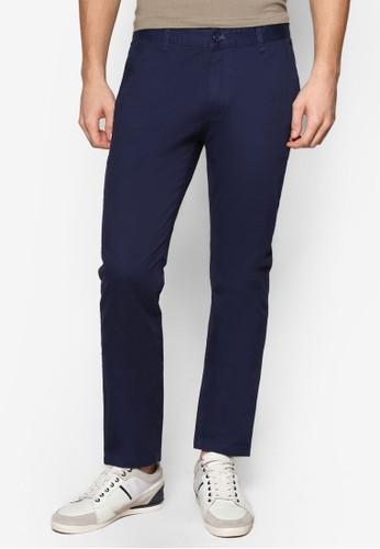 彩色長卡其褲, esprit tw服飾, 窄管褲
