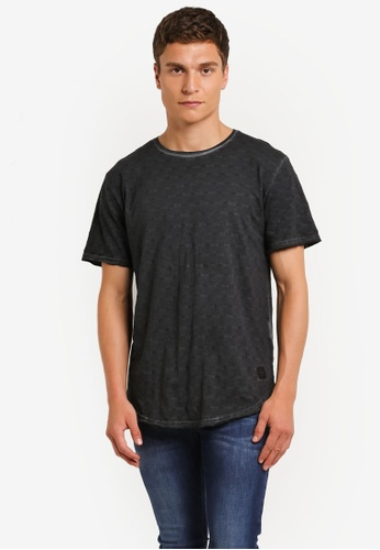 Only & Sons black ONLY ONE Matt T-Shirt ON662AA0RMC3MY_1