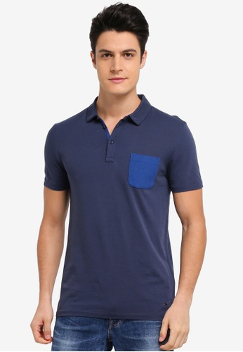 BOSS blue Plaiid Shirt - Boss Casual B7B7DAAE871E72GS_1