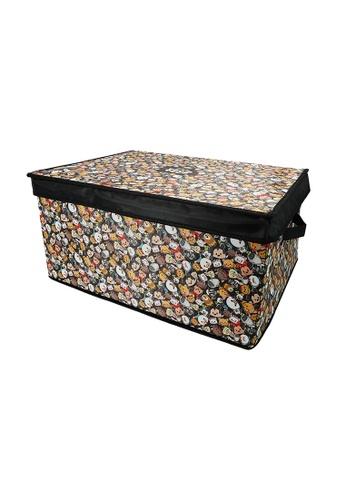 HOUZE HOUZE - Tsum Tsum  - Foldable Storage Box (Disney) - L 9B99AHL87EBAE1GS_1