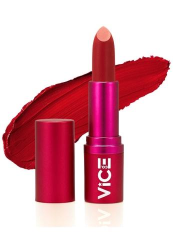 Vice Cosmetics pink Good Vibes Matte Lipstick Tarush B8301BEF09CF1DGS_1