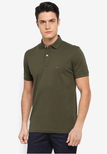Tommy Hilfiger grey TOMMY REGULAR POLO BBB13AAC22264CGS_1