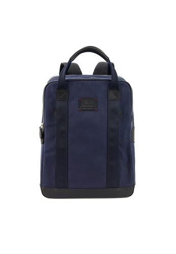 Gnome and Bow blue Cypress Backpack 30374AC01EBCBEGS_1