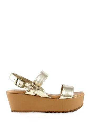 STEFANIA BALDO gold Glennys Sandals ST294SH16VJBID_1