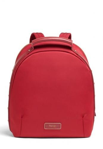 Lipault red Lipault Business Avenue Backpack S AA7E9AC8CBF37DGS_1