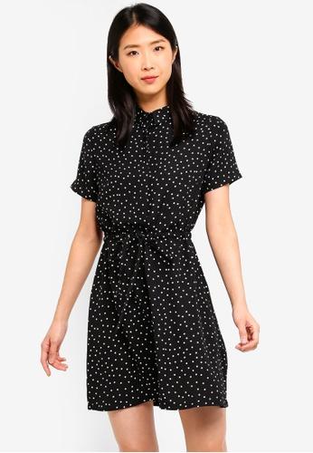 dff6f488500 Buy ZALORA BASICS Basic Drawstring Dress