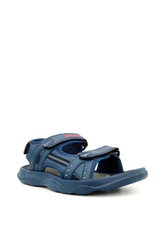 1ab2abf7bfd2d 30% OFF Neckermann NKM Lightweight Sports Sandals in Navy RM 95.90 NOW RM  67.10 Sizes 41 42 43 44 45