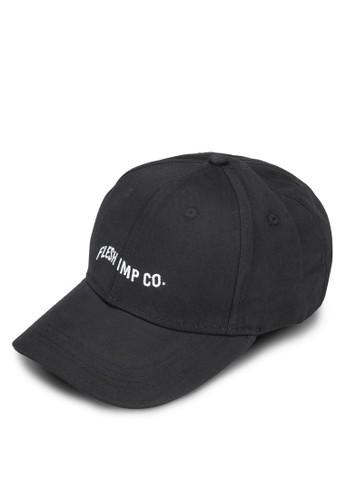esprit童裝門市波浪刺繡文字鴨舌帽, 飾品配件, 鴨舌帽