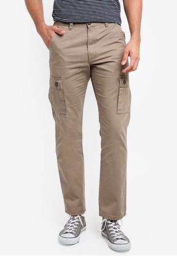 threads by the produce green Cargo Pants 50BAAAA0D1151BGS_1