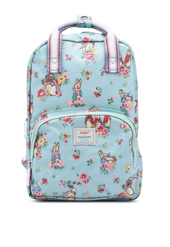 Cath Kidston green Beatrix Potter Kids Medium Backpack 7345FKC7965E77GS_1
