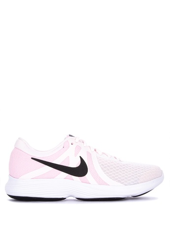 9687aecb81f98 Shop Nike Women s Nike Revolution 4 Running Shoes Online on ZALORA  Philippines