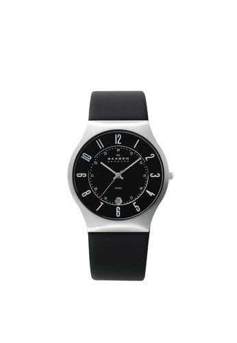 Skagen GResprit門市ENEN男錶 233XXLSLB, 錶類, 紳士錶