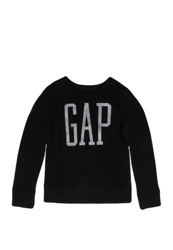 GAP black Logo T-Shirt 5A00EKA50AE446GS_1