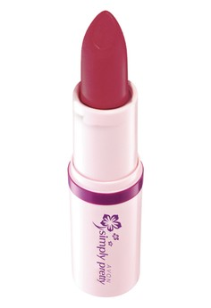 Avon Color Shiny and Sheer Lipstick in Lollipop Red