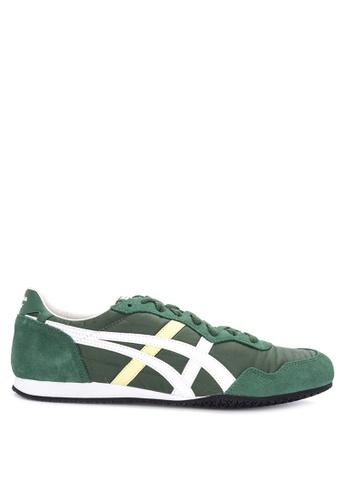Onitsuka Tiger green Serrano  Sneakers C9D7FSHF0D9981GS_1