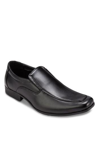 esprit outlet 高雄方頭紳士皮鞋, 鞋, 鞋