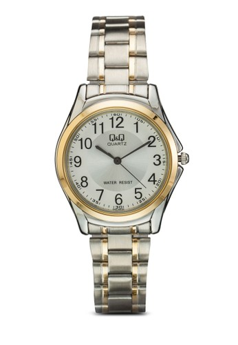 Q207Jzalora 男鞋 評價404Y 數字圓框鍊錶, 錶類, 飾品配件