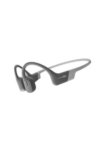 AFTERSHOKZ grey AfterShokz Aeropex Bone Conduction Headphones. CC481ES4B2F0ABGS_1