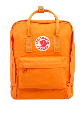 Fjallraven Kanken orange Kanken Classic Backpack FJ242AC49KTUID_1