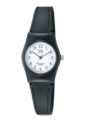 Q&Q VP35J002 數字細帶esprit outlet 桃園休閒手錶, 錶類, 其它錶帶