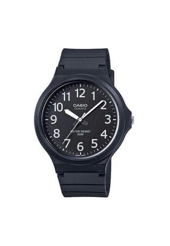 Casio black CASIO GENERAL MW-240-1BVDF UNISEX'S WATCH CCB85ACAB4B606GS_1