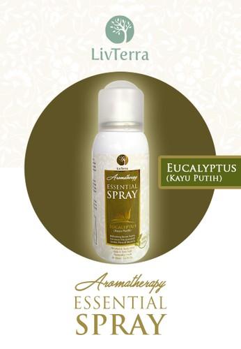 Queen Bee Forest Honey green and multi LivTerra PREMIUM Aromatherapy Aerosol Spray 100 mL - Eucalyptus ( Kayu Putih ) 9D456ES433BE6FGS_1