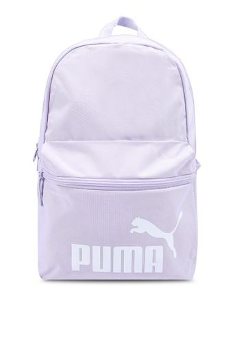 PUMA purple Phase Backpack 2621AAC3E4DFDDGS_1
