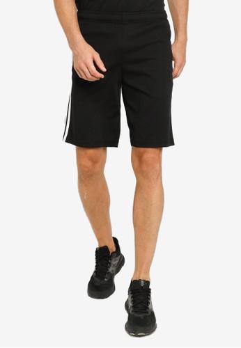 Anta black Cross Training Knit Shorts 5104CAA16A546CGS_1