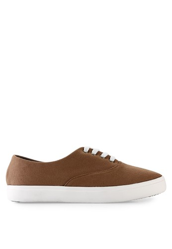 Vencedor brown Cozy Brown Sneaker VE205SH01HBQID_1