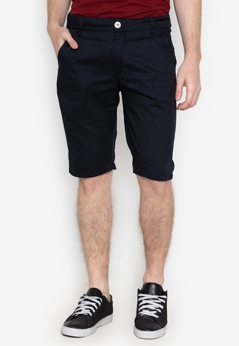 d98f087a64335 Shop Bobson Low waist Printed Chinos Shorts Online on ZALORA Philippines