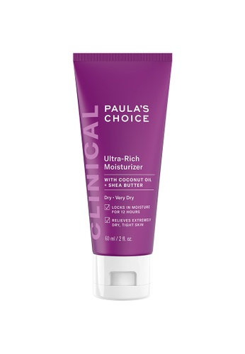 Paula's Choice purple Clinical Ultra-Rich Moisturizer 321B2BE97425BDGS_1
