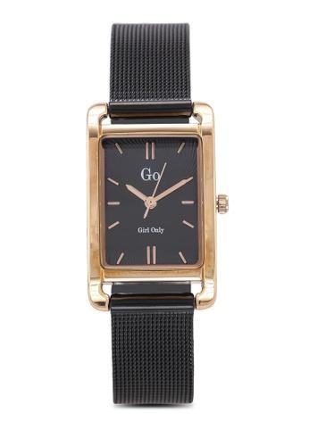 GO black Elegante Watch 8214AAC1EC73FDGS_1