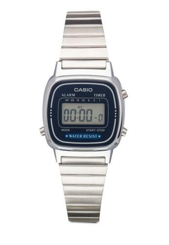 京站 espritLA670WA-2SDF 數碼不銹鋼女錶, 錶類, 飾品配件