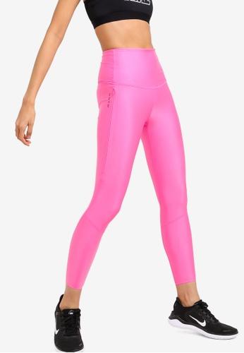 5293f3850081d4 Buy Nike As Women's Nike Tr Tch Pck Hr Tights Online on ZALORA Singapore