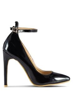 【ZALORA】 Leah 繞踝細高跟鞋
