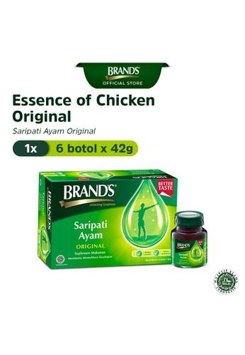 Saripati Ayam BRAND'S Saripati Ayam Original 42 Gr (isi 6 botol) E78DCESD4519DAGS_1