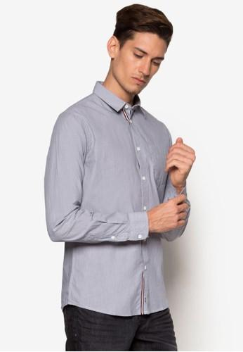 Ernir 簡約長袖襯衫, 服飾esprit台灣, 服飾