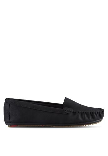 Noveni black Casual Loafers NO978SH72VTRMY_1