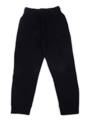 Giordano black Junior Jogger Knit 59BEAKADE2BF98GS_1