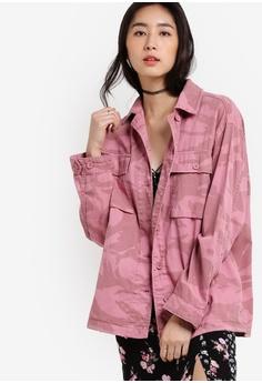 Buy Denim Jackets For Women Online | ZALORA Singapore